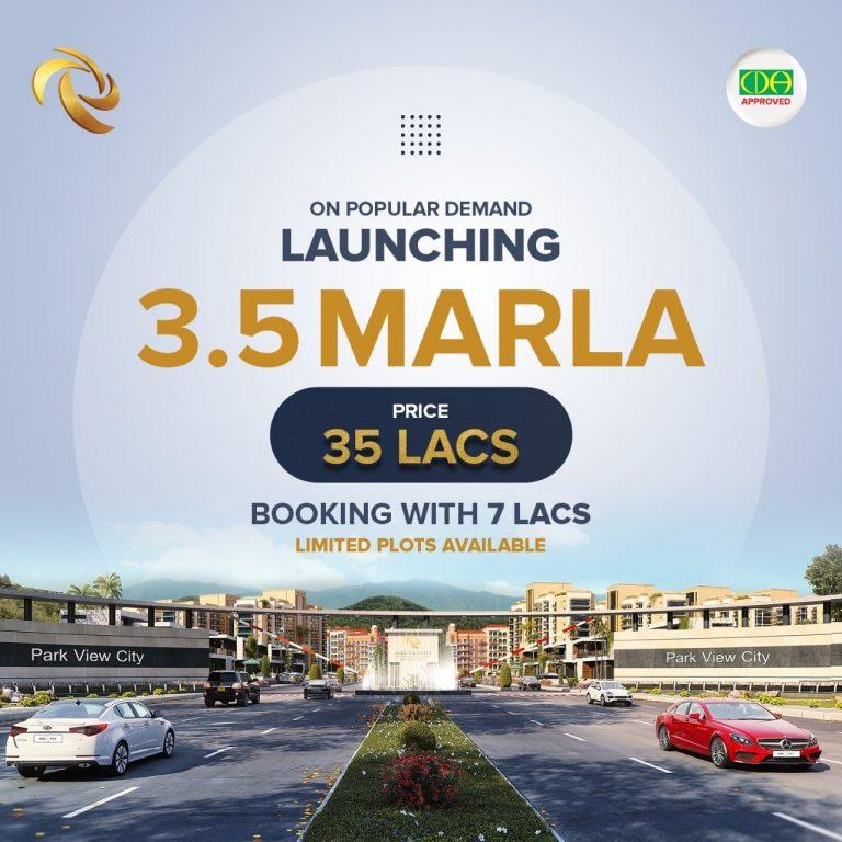 3-5 marla islamabad