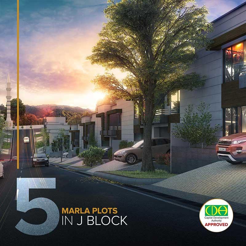 5-marla-J-block