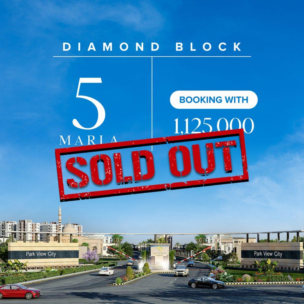 Daimon Block- 5 marla