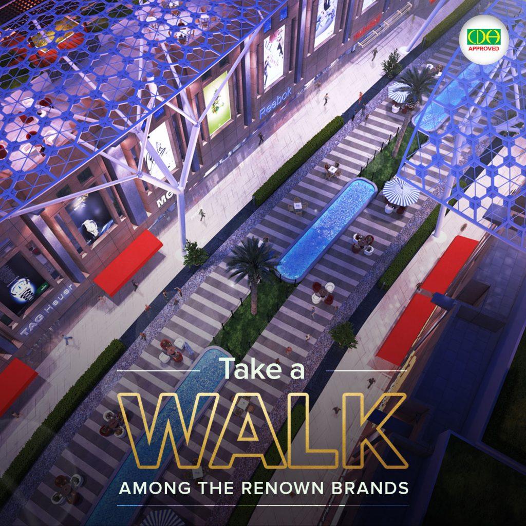 Take-a-walk